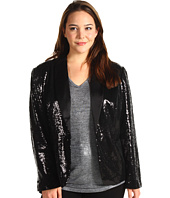 Calvin Klein - Plus Size Sequin Jacket