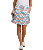 adidas Golf - Fashion Performance Digital Plaid Skort '13