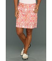 adidas Golf - Contrast Blooming Tribal Printed Skort '13