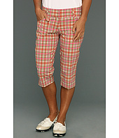 adidas Golf - ClimaLite® Plaid Pedal Pusher '13
