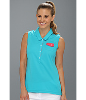 adidas Golf - Fashion Performance Sleeveless Pocket Polo '13