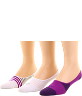 adidas - Women's Superlite Ped 3-Pair Pack