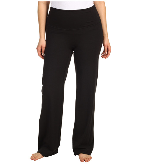 Spanx Active - Plus Size On-The-Go Pant (Black) - Apparel