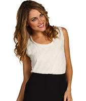Jones New York - Beaded Tank w/Picot GGT Trim