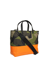 Jack Spade - Swedish M90 Cordura Dipped Coal Bag