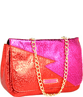 Betsey Johnson - Lightning Strikes Flap Over
