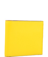 Jack Spade - Crosshatch Leather Bill Holder
