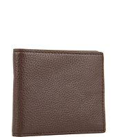 Jack Spade - Paisley Printed Leather Bill Holder