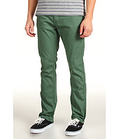 Element - Desoto Twill Pant in Light Olive