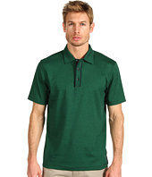 Michael Kors - Short Sleeve Striped Polo Shirt