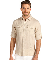Michael Kors - Two Pocket Linen Shirt