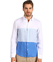 Michael Kors - Color Block Linen Shirt