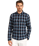 Michael Kors - Poseiden Check Tailored Shirt