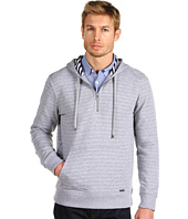 Michael Kors - Striped Back Fleece Hoodie