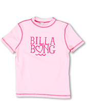 Billabong Kids - Shannon S/S Rashguard (Little Kids/Big Kids)