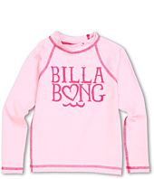 Billabong Kids - Sara L/S Rashguard (Little Kids/Big Kids)