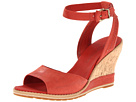 Timberland - Earthkeepers Maeslin Ankle Strap Sandal (Dark Red) Sandal