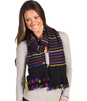 Betsey Johnson - Pom Pom Party Muffler