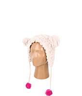Betsey Johnson - Groovy Faux Fur Critter Hat