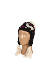 Betsey Johnson - Reindeer Love Earflap