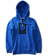 Burton Kids - Boys' Logo Vertical Full-Zip Hoodie (Big Kids)