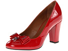 Armani Jeans - Pump w/ Bow (Red) - Footwear
