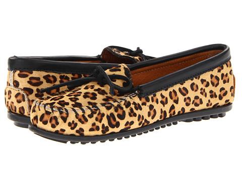 Minnetonka Full Leopard Moc