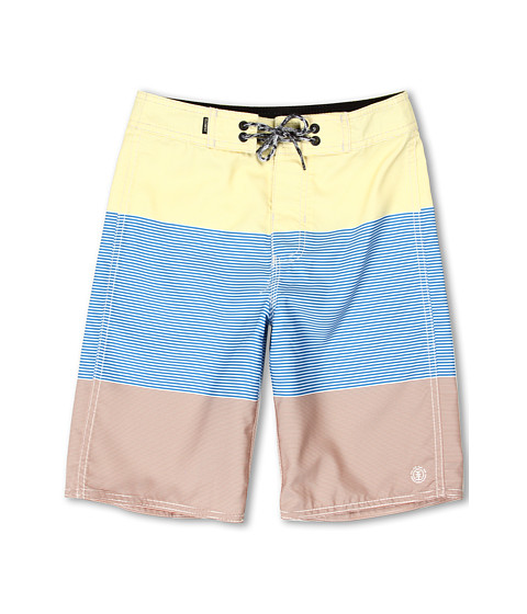 Shop Element Kids - Zander Boardshort Little Kids, Big Kids Curry  and Element Kids online - Boys, Clothing, Swimwear, Swimsuit Bottoms online Store