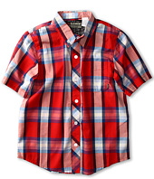 Element Kids - Stanton Short Sleeve Woven (Little Kids/Big Kids)