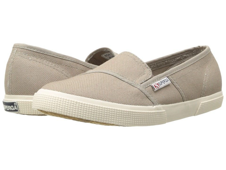 Superga 2210 COTW Slip On Mushroom Womens Slip on Shoes