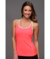 New Balance - Ruffle Split Strap Bra Top