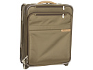Briggs & Riley Baseline Commuter Expandable Upright (Olive)