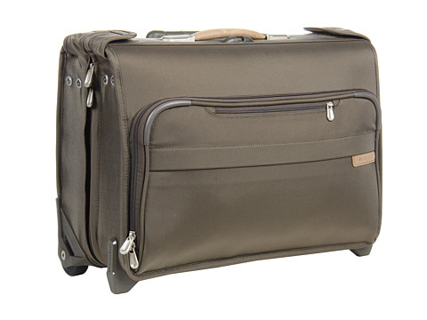 Briggs & Riley Baseline Carry-On Wheeled Garment Bag 2