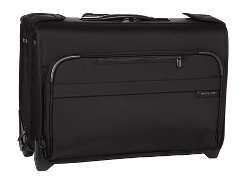 Briggs & Riley Baseline Carry-On Wheeled Garment Bag 2