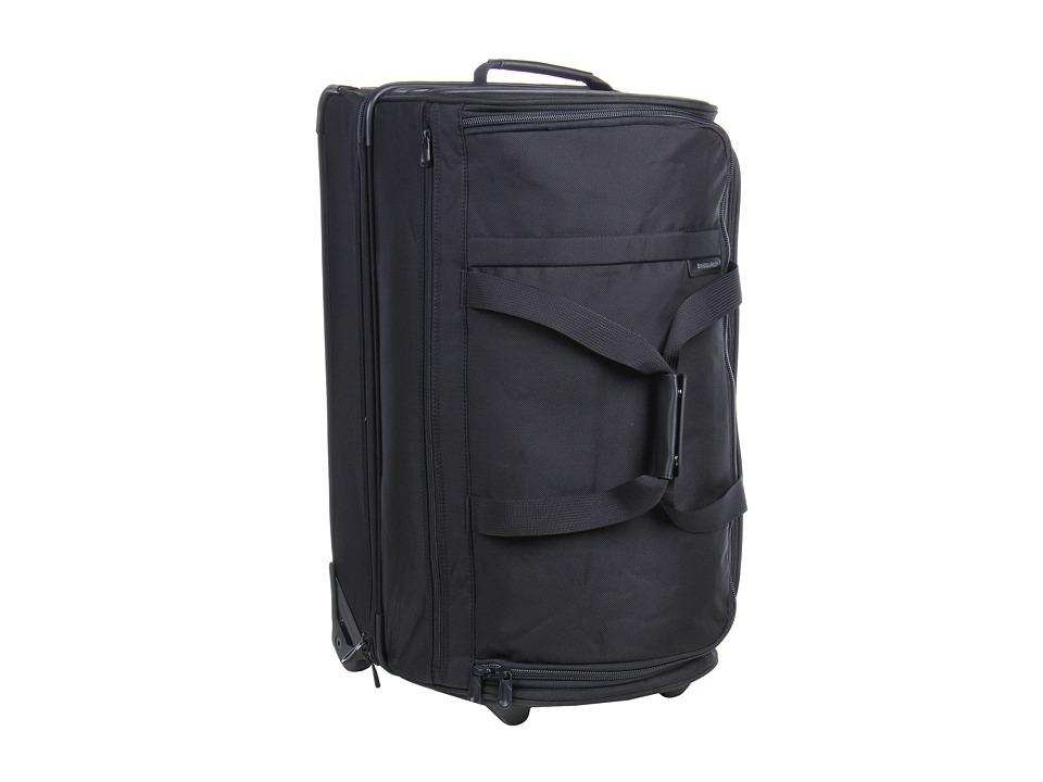 Briggs & Riley - Baseline Medium Upright Duffle (Black) Duffel Bags