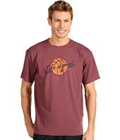 Life is good - Ballyard Script Basketball Crusher™ Tee