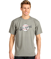 Life is good - Ballyard Script Baseball Crusher™ Tee