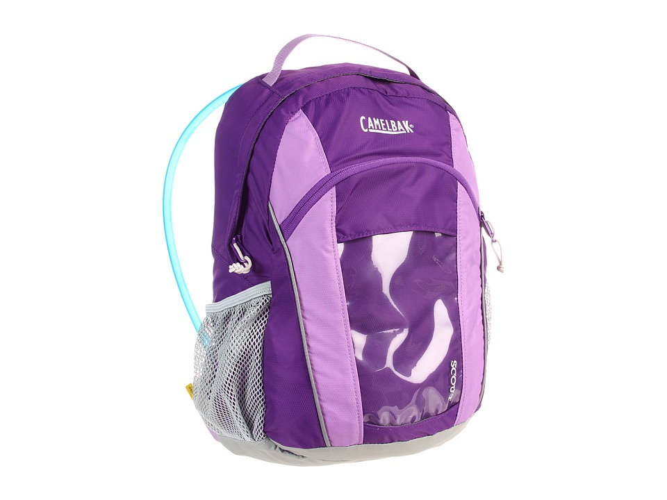 CamelBak Scout 50 o.z Youth Pansy/African Violet Backpack Bags