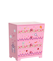 Mele - Annette Decorated Paper Jewelry Box
