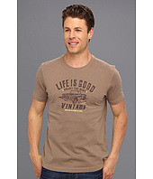 Life is good - Vintage Car Creamy™ Tee