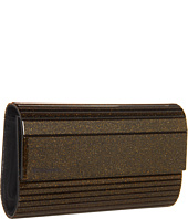 BCBGeneration - Morgan Glitter Lucite Clutch