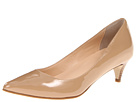 Cole Haan - Air Juliana Pump 45 (Sandstone Patent) - Footwear