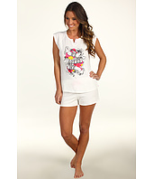 Betsey Johnson - Cotton Stretch Shortie
