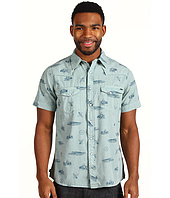 Reef - Reef Plains Surfer S/S Western Shirt