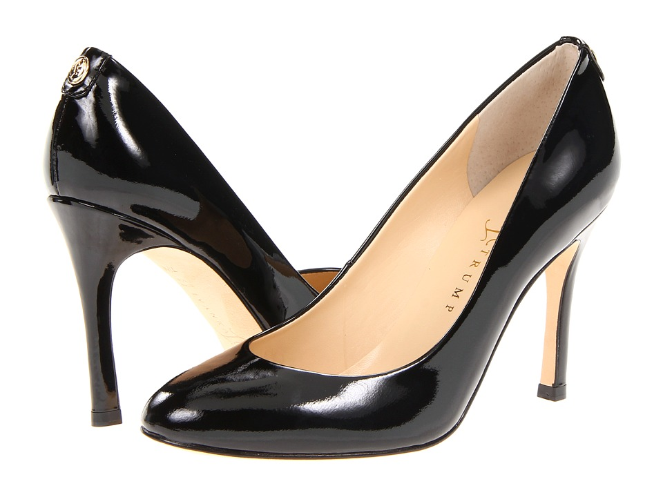 Ivanka Trump Janie (Black Patent) High Heels