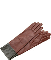 Echo Design - Leather Colorblock Long Glove