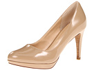 Cole Haan - Chelsea Pump (Sandstone Patent) - Cole Haan Shoes