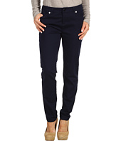 Anne Klein Petite - Petite 5 Pocket Jean in Midnight