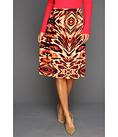 Anne Klein - Tribal Print Skirt