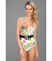 Nanette Lepore - Waikiki Reef Seductress One Piece